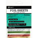 Foil Sheets Holiday
