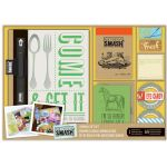 Smash Folio Journal Gift Set TASTY