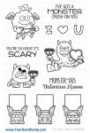 Your Next Stamp Silly Love Monsters