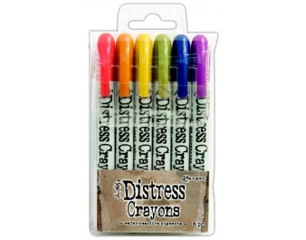 Distress Crayons set 2