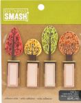 SMASH Sticky Trees Note Pad