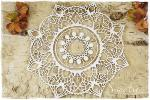 Snipart Chipboard Mandala Dreams xxl