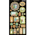 Graphic45 Mother Goose Chipboards