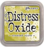 Distress Oxide Crushed Olive Pad
