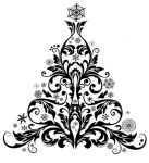 IndigoBlu Baroque Christmas Tree