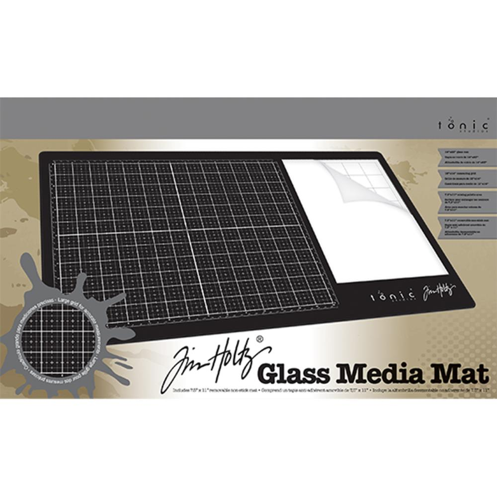 Tim Holtz Glass Mat