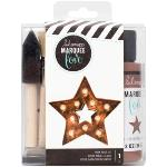 Heidi Swapp Marquee Love Faux Rust Kit