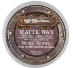 Prima Wax Matte Rusty Brown