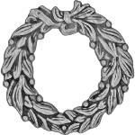 Tim Holtz Metal Wreaths