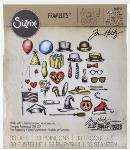 Tim Holtz Crazy Things Dies