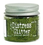 Distress Glitter Peeled Paint