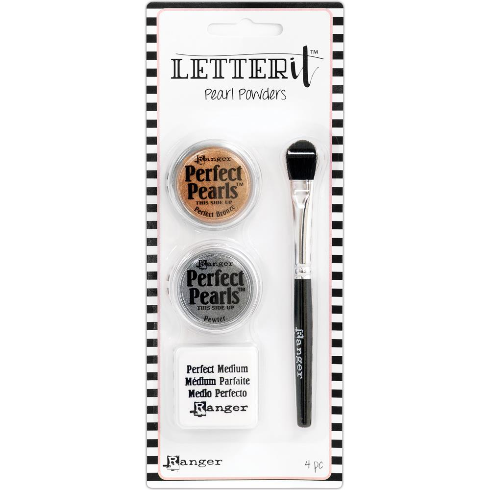 Letter It Perfect Pearl Set 1