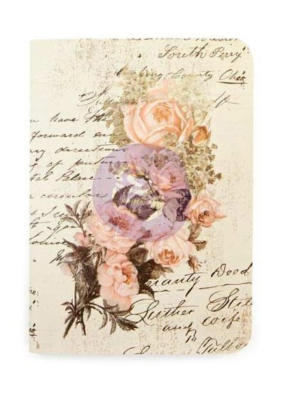 Prima Traveler's Notebook Passport Dusty Roses