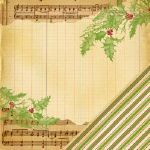 MM Music Note Ledger Noel