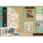 Smash Folio Journal Gift Set NOSTALGIA