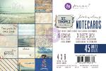 Prima St Tropez Notecards Journaling 4x6