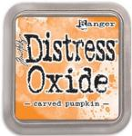 Distress Oxide Carved Pumpkin