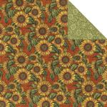 Graphic45 French Country Sunflower