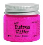 Distress Glitter Festive Berries