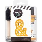 Heidi Swapp Marquee Love Faux Gold Kit