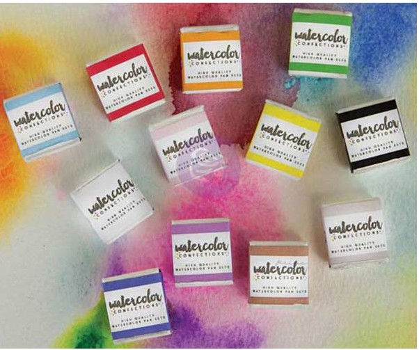 Prima Watercolor Confections The Classics