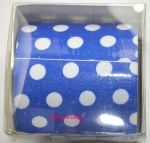 SMASH Fabric Tape Blue and White Dot