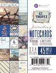 Prima St Tropez Notecards 3x4