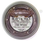 Prima Wax Matte Old White